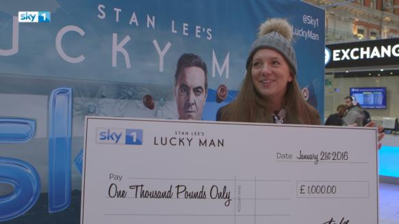 SkyOne Lucky Man